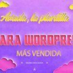 Avada, la plantilla para Wordpress más vendida