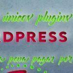 Los únicos plugins para WordPress que merece la pena pagar por ellos