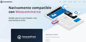 Nativamente compatible con Woocommerce