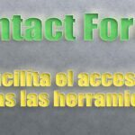 Contact Form 7 Mejor Plugin para Formularios en Wordpress