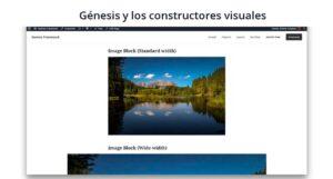 Génesis y los constructores visuales