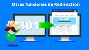 Otras funciones de Redirection compressed