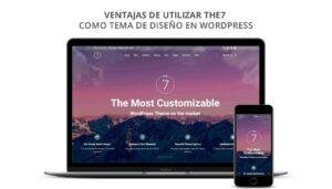Ventajas de utilizar The7-como tema de diseño en-WordPress compressed